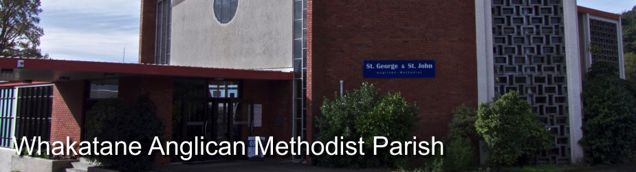 Whakatane Anglican Methodist Parish